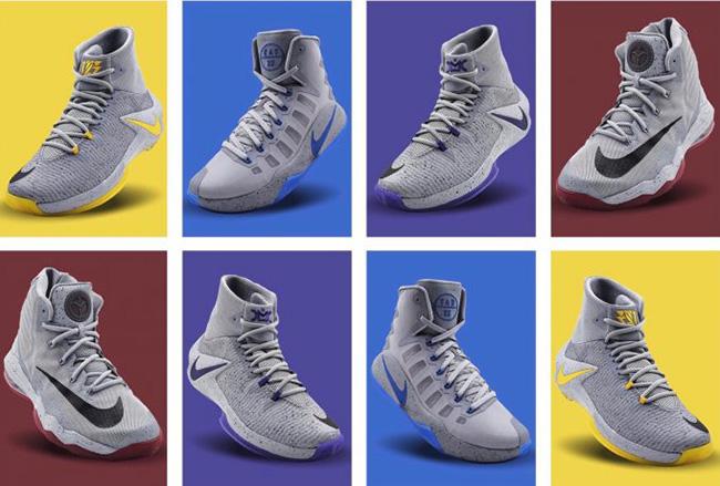 Nike Basketball 2016 NBA Tip-Off PE