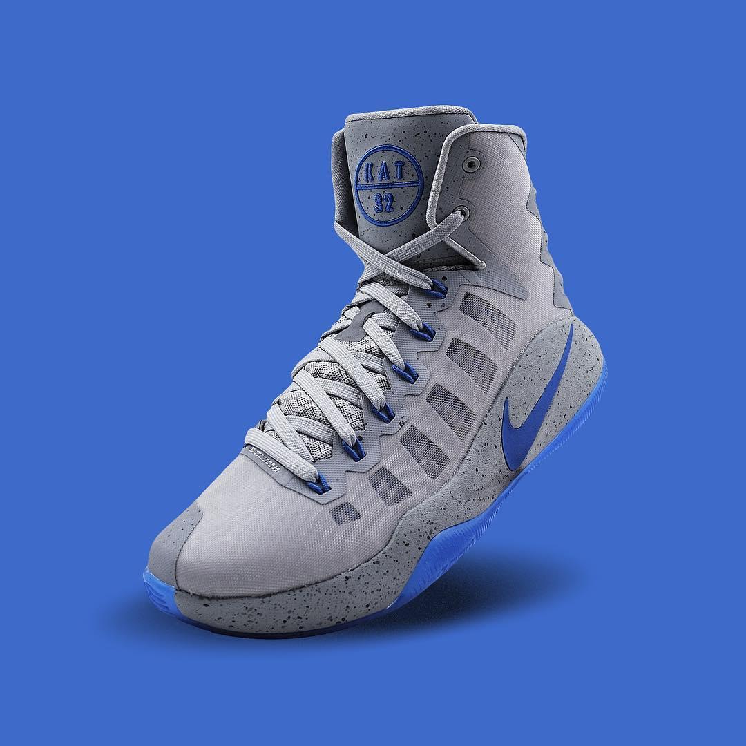Nike Basketball PE Anthony Davis Boogie Kat Draymond