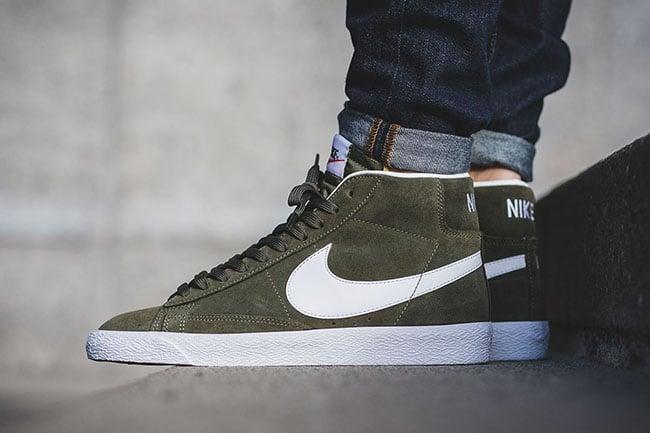 on sale Nike Blazer Mid Premium Urban Haze - s132716079.onlinehome.us a3cc39e2c