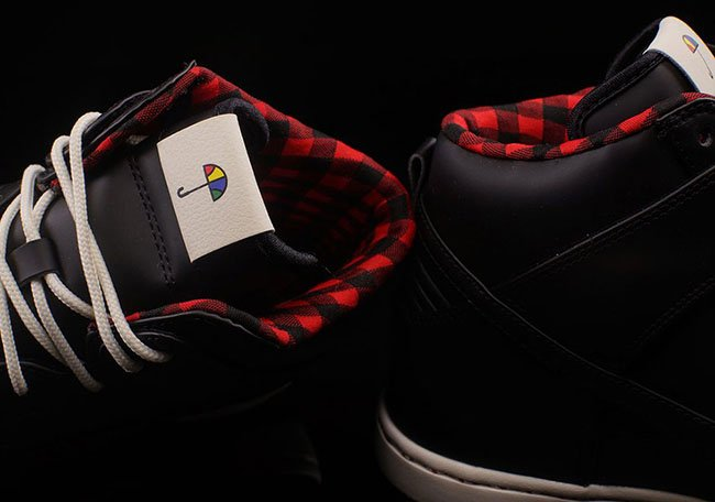 new style b8aa2 2ead4 Nike Dunk High Ultra Flannel Black