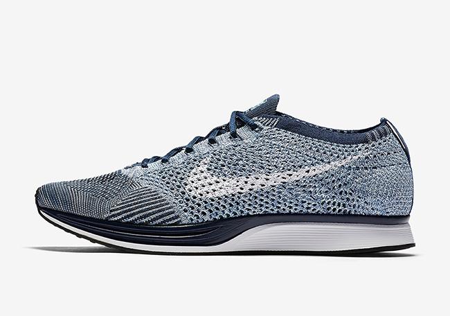 Nike Flyknit Racer Blue Tint Release Date