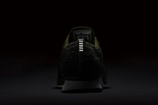 Nike Flyknit Racer Rough Green Release Date