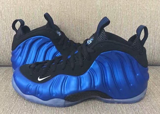 Nike Foamposite One XX Dark Neon Royal 2017