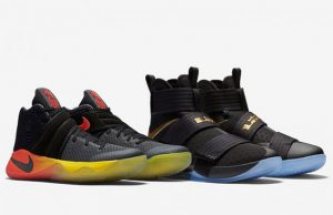 Nike Four Wins Pack LeBron Soldier 10 Kyrie 2