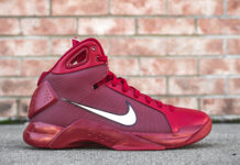 Nike Hyperdunk 08 Gym Red