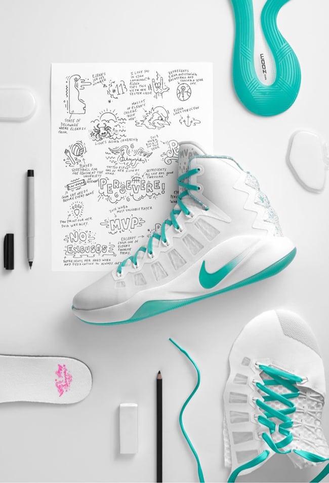 Nike Hyperdunk 2016 Elena Delle Donne