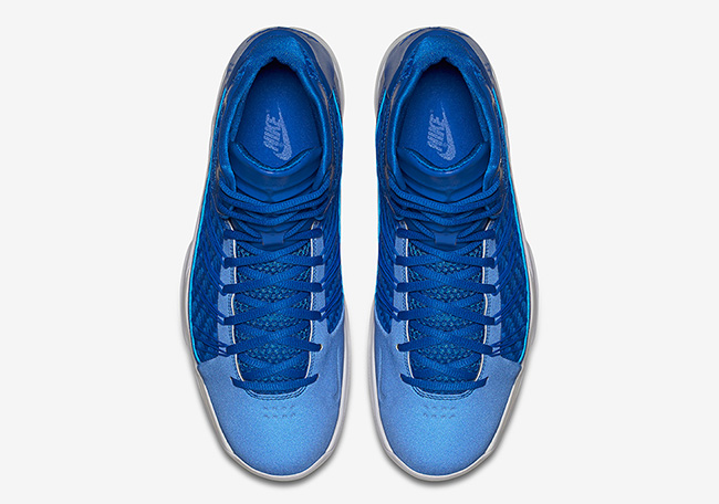 Nike Hyperdunk Lux Game Royal Blue