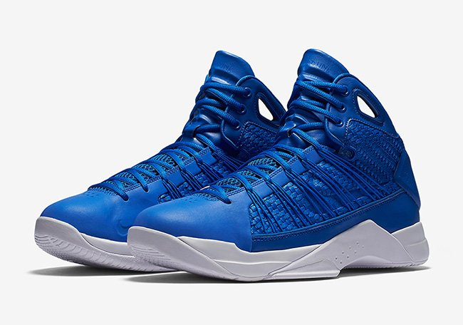 separation shoes b211c 9f51f Nike Hyperdunk Lux Game Royal Blue