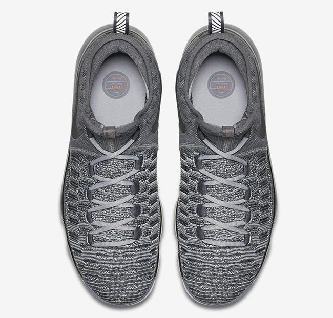 Nike KD 9 Battle Grey