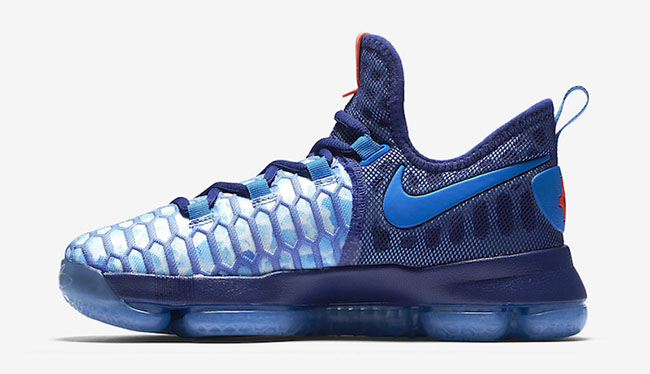 separation shoes c5d86 d25c6 Nike KD 9 Fire Ice Release
