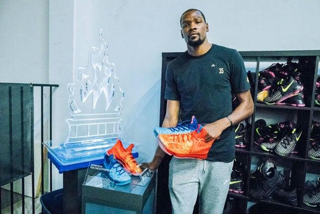 Nike KD 9 Fire Ice Release Date