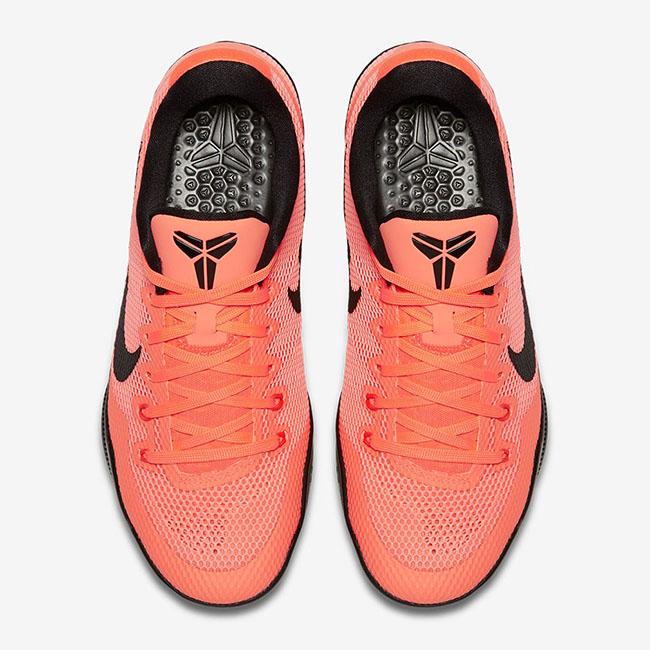Nike Kobe 11 Bright Mango Bright Crimson