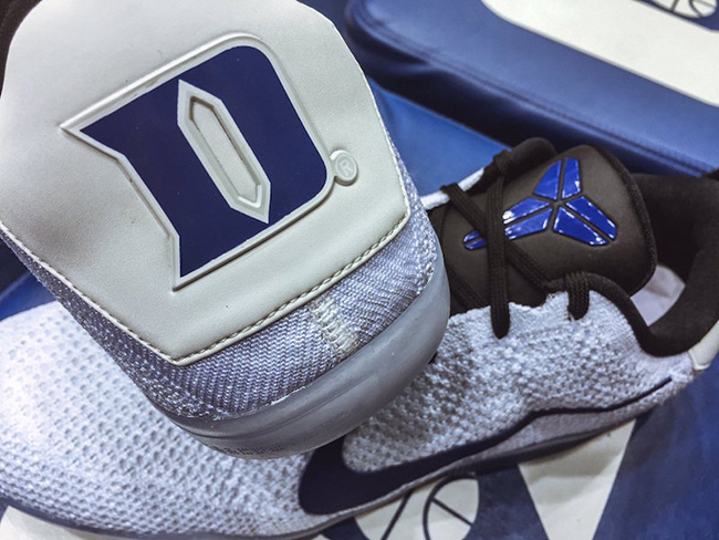 Nike Kobe 11 Duke Blue Devils PE