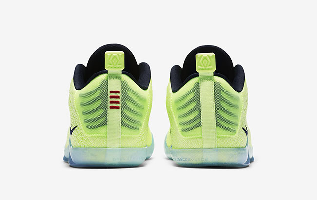 Nike Kobe 11 Elite 4KB Liquid Lime