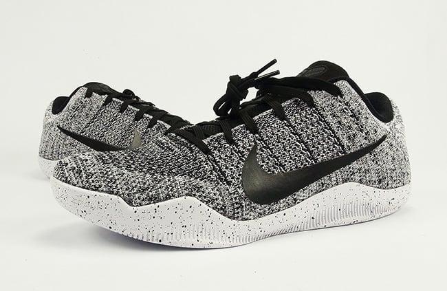 Nike Kobe 11 Elite Oreo Review On Feet