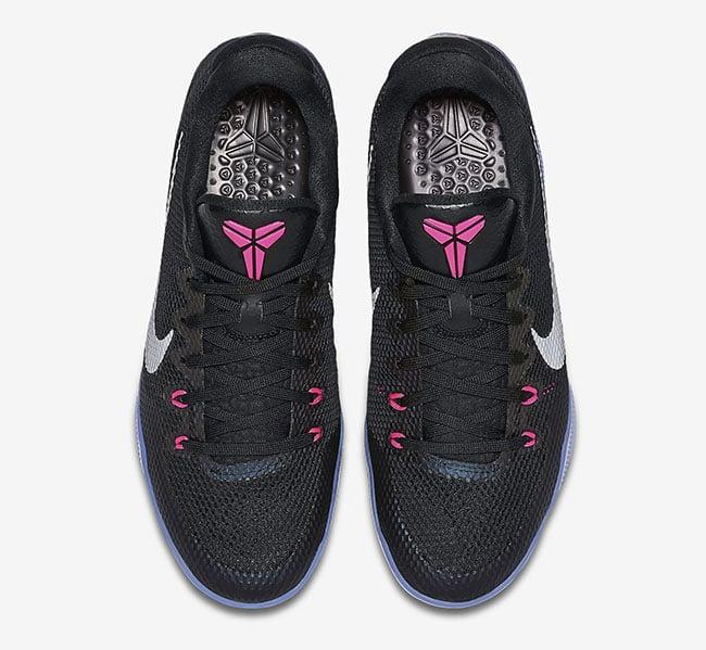 Nike Kobe 11 Invisibility Cloak Release Date