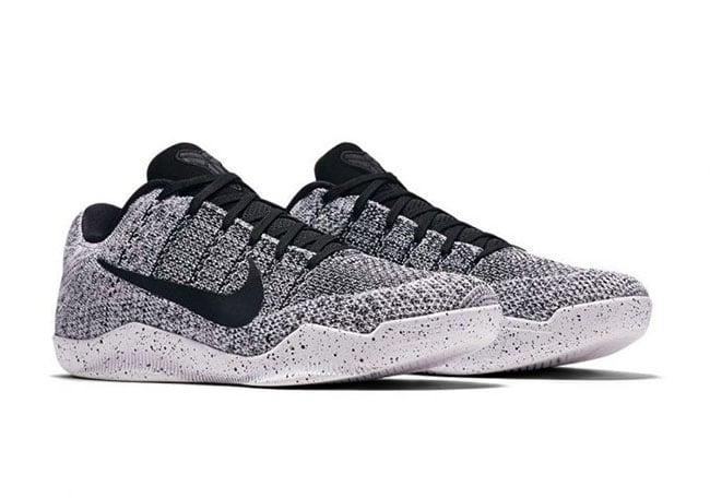 Nike Kobe 11 Oreo Release Date