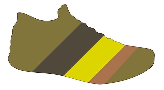 Nike Kobe AD Olive Brown Yellow