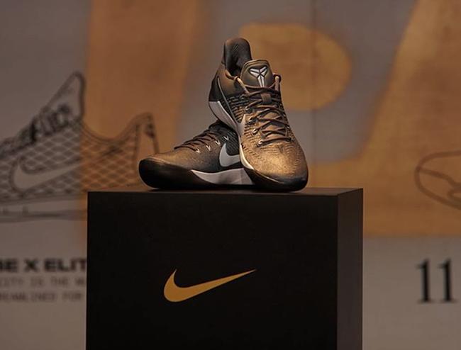 Nike Kobe AD Release Info