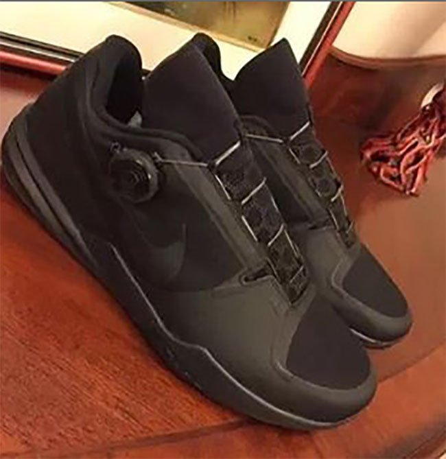 Nike Kobe AD Triple Black