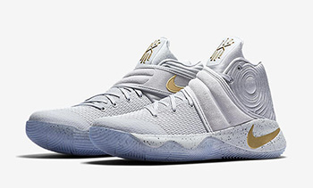 Nike Kyrie 2 Battle Grey