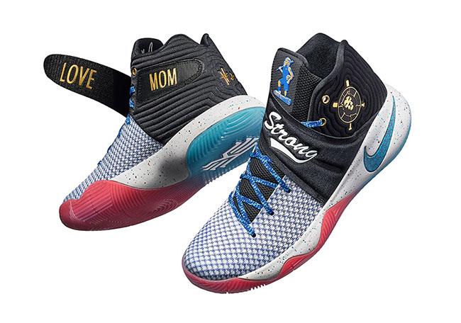 Nike Kyrie 2 Doernbecher Andy Grass