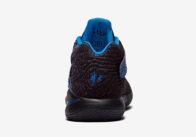 Nike Kyrie 2 GS Wet Black Game Royal