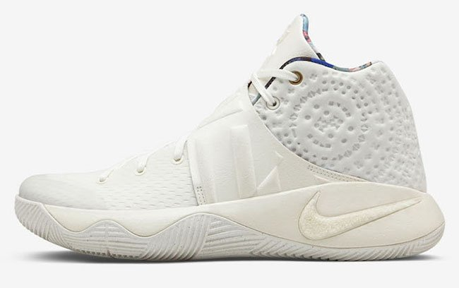 Nike Kyrie 2 What The White Green