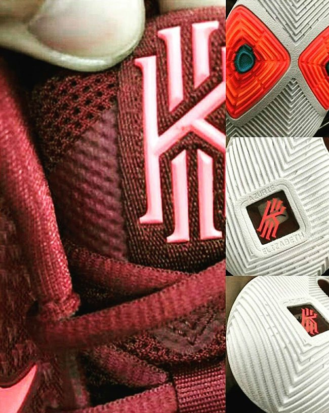Nike Kyrie 3 Colorways Release Dates  8b83b3f8e