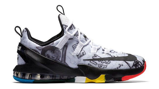 Nike LeBron 13 Low LeBron James Family Foundation