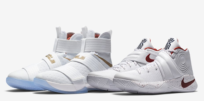 Nike LeBron Kyrie Champ Pack Game 6 Unbroken