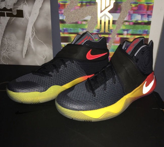 Nike LeBron Kyrie Game 5 Championship Pack