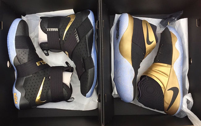 Nike LeBron Kyrie Game 7 Champ Pack Fifty Two Years