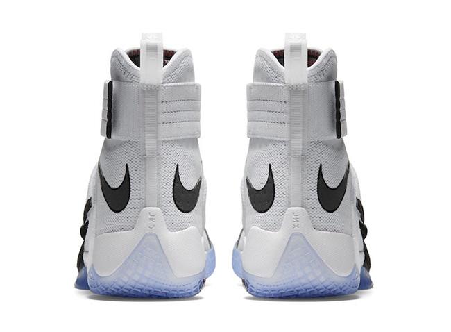 Nike LeBron Soldier 10 Black Toe