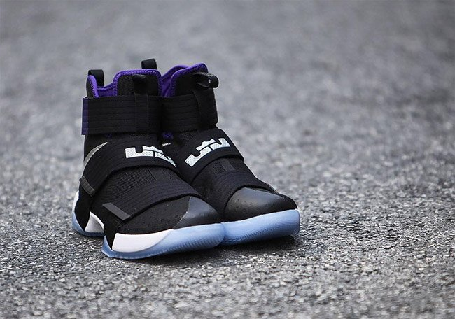 super popular 75b55 5a2de Nike LeBron Soldier 10 Sacramento Kings