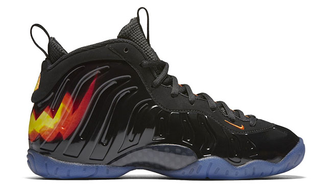 Nike Little Posite One Halloween Release Date