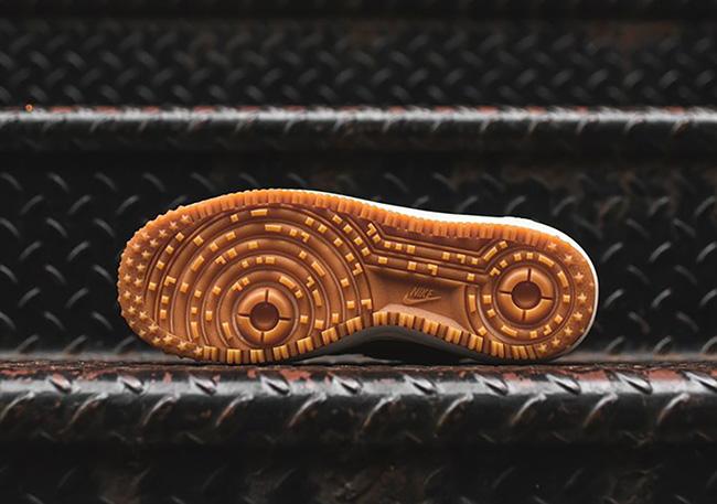 Nike Lunar Force 1 Flyknit Wheat