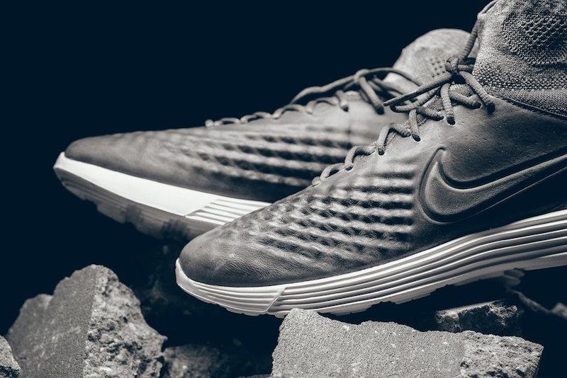 Nike Lunar Magista 2 Flyknit Dark Grey