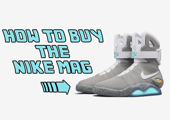 Nike Mag 2016 Buy Release Info Details Cop Auto Power Lacing
