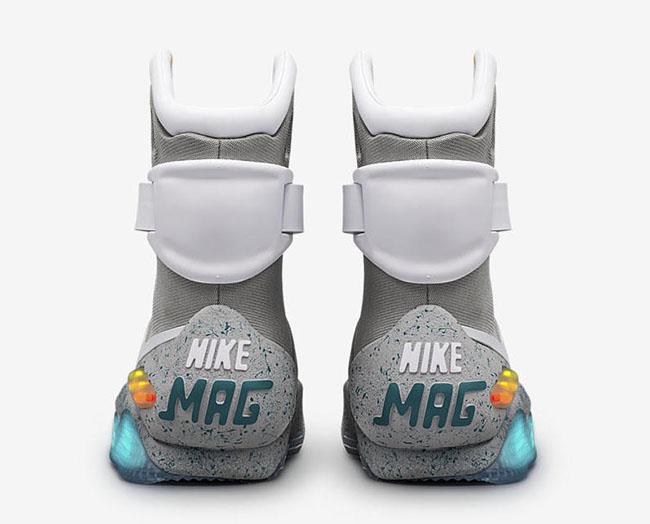Nike Mag 2016 Release Info Raffle