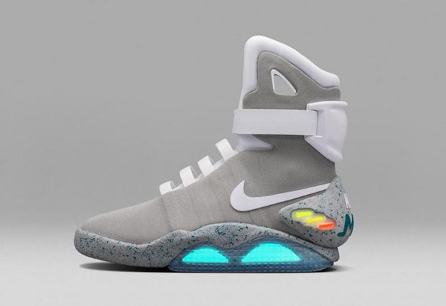 Nike Mag Donations Matched Dollar for Dollar