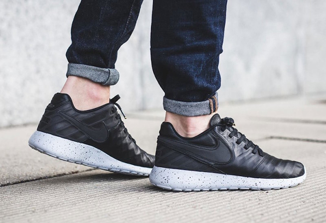 nike roshe with leather