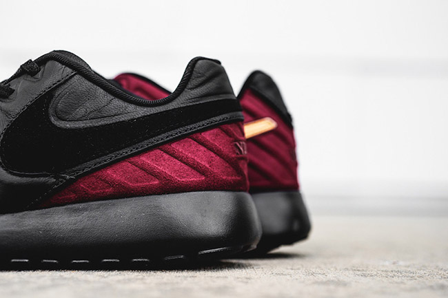 Nike Roshe Tiempo VI FC Black Team Red