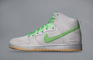 Nike SB Dunk High Silver Box Release Date