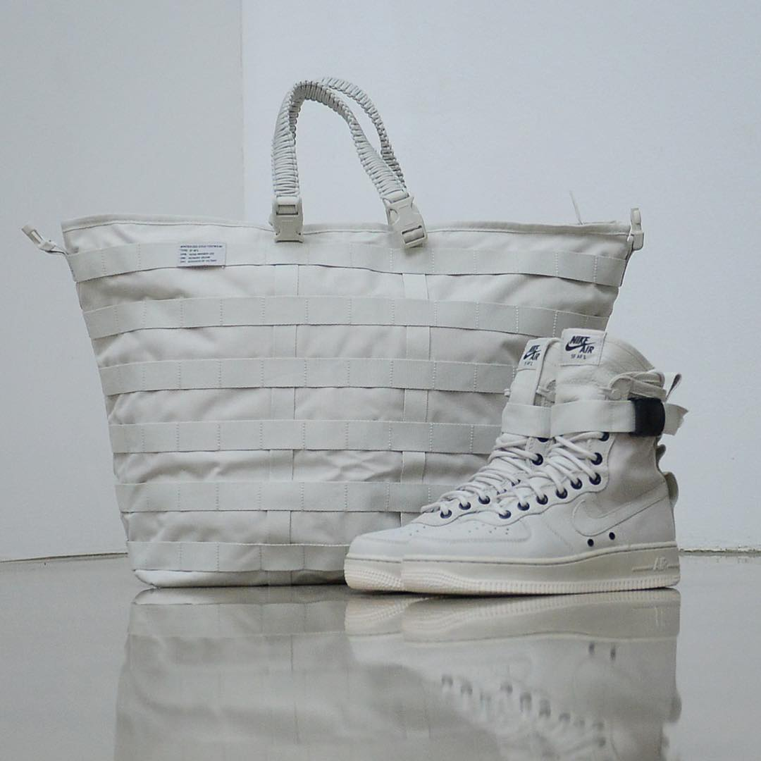 Nike SF AF1 Duffle Bag Special Forces Air Force 1 | SneakerFiles