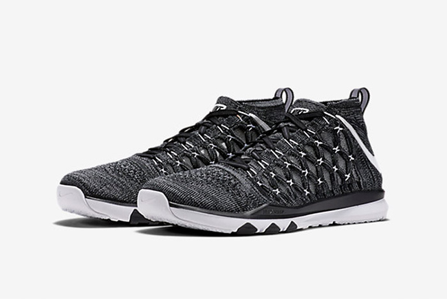 Idealmente eterno Bourgeon  Nike Train Ultrafast Flyknit Oreo | SneakerFiles