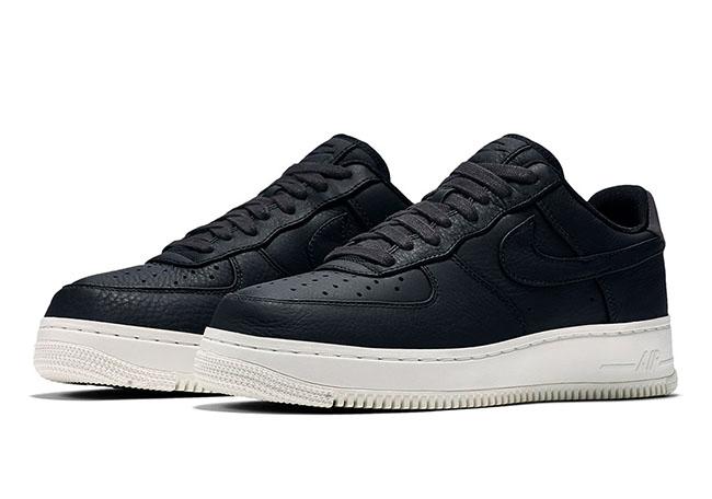 NikeLab Air Force 1 Low October 2016 Black
