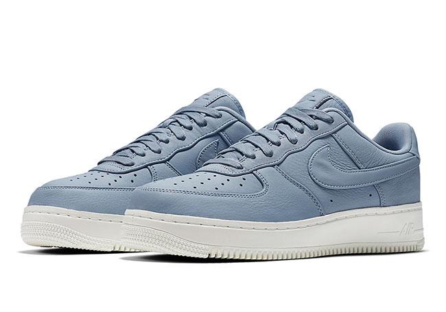 NikeLab Air Force 1 Low October 2016 Blue Grey