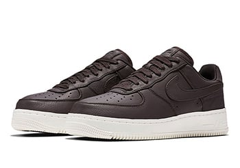 NikeLab Air Force 1 Low October 2016 Velvet Brown