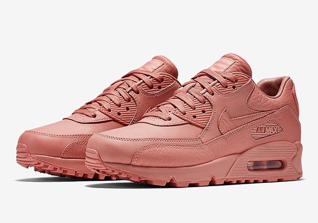 check-out 1d457 6ea0c NikeLab Air Max 90 Pinnacle Rose Pink | SneakerFiles